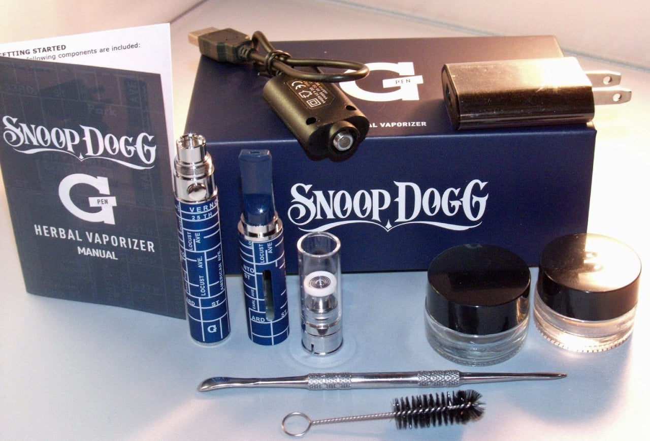 snoop dogg dry herb pen review