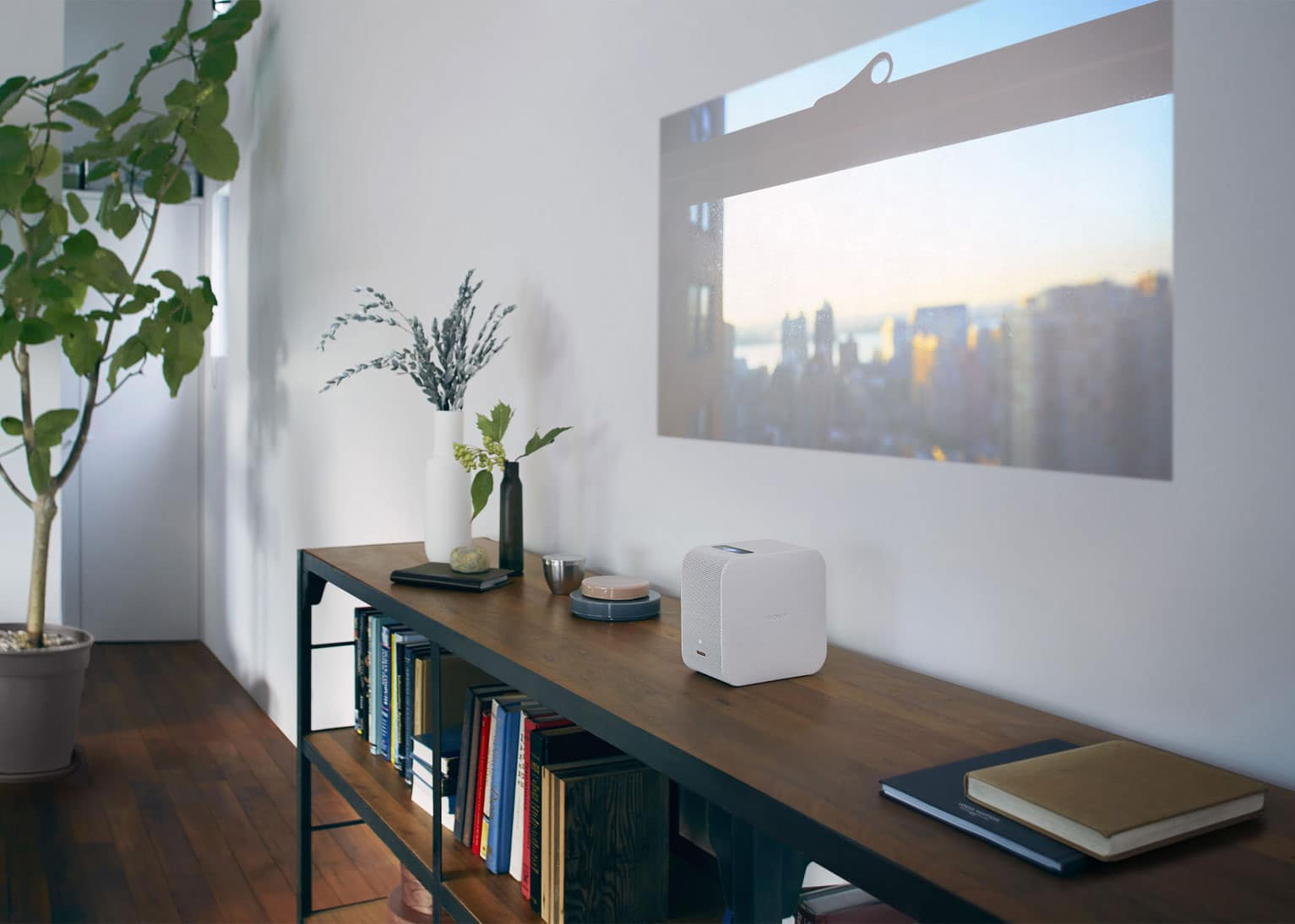 sony ultra short throw projector review