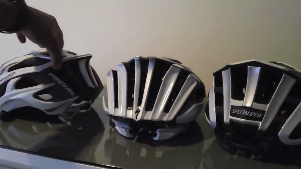specialized propero 3 helmet review