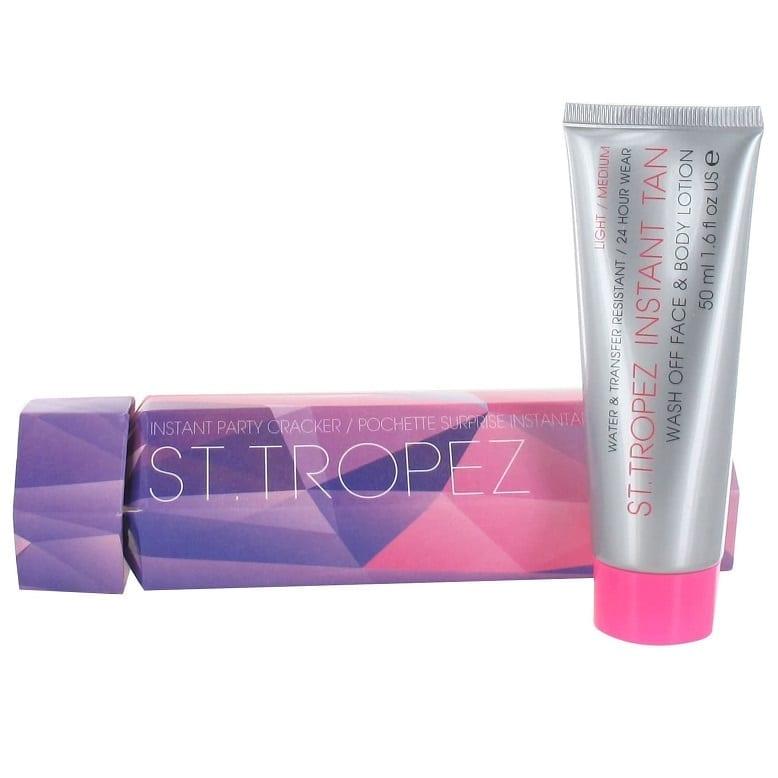 st tropez instant tan wash off review
