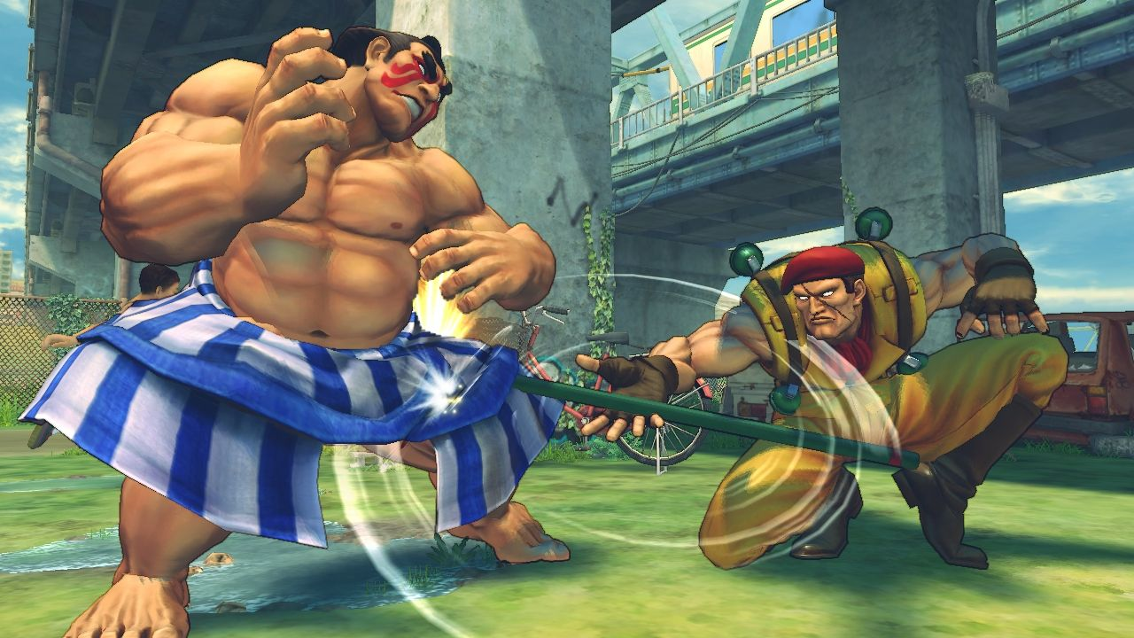 street fighter 4 ps3 review