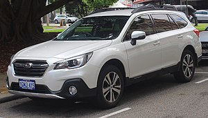 subaru outback station wagon review