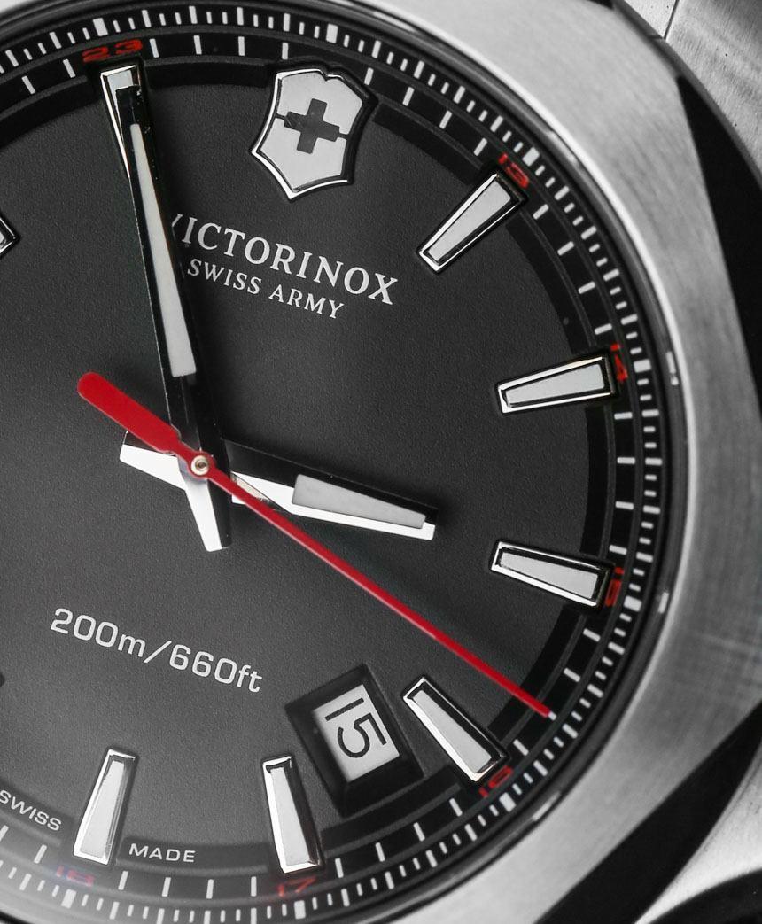 victorinox swiss army inox watch review