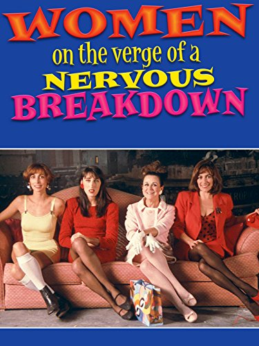 women on the verge of a nervous breakdown musical review