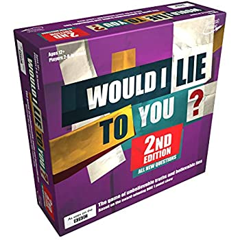 would i lie to you game review